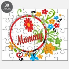 Wonderful Mommy Puzzle