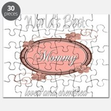 Cherished Mommy Puzzle