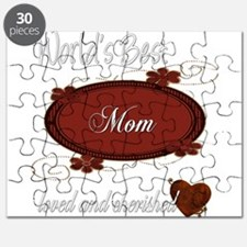 Cherished Mom Puzzle