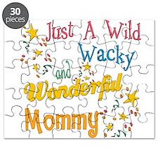 Wild Wacky Mommy Puzzle