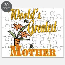 Greatest Mother Puzzle