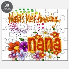 Most Amazing Nana Puzzle