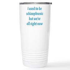 Schizophrenic Travel Mug