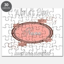 Cherished Nana Puzzle