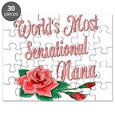 Sensational Nanas Puzzle