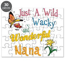 Wild Wacky Nana Puzzle