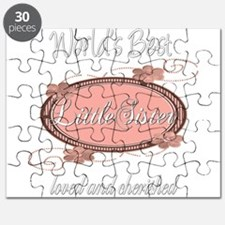 Cherished Little Sister Puzzle