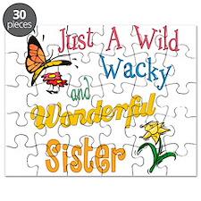 Wild Wacky Sister Puzzle
