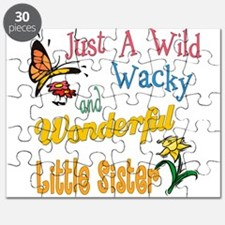 Wild Wacky Little Sister Puzzle