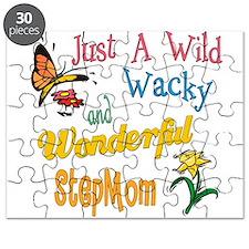 Wild Wacky Step Mom Puzzle