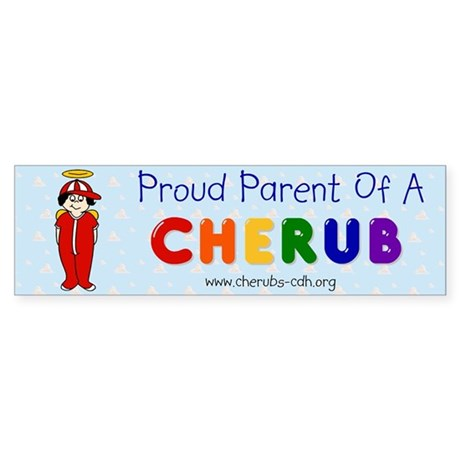 """Elmo"" Logo Bumper Sticker"