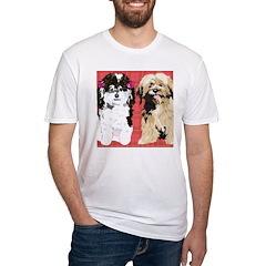 2 DOGS for FLIP FLOPS Shirt
