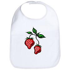 Strawberries101 Bib