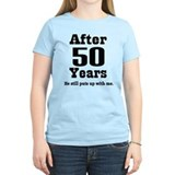 50th wedding anniversary Women's Light T-Shirt