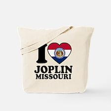 Love Joplin, MO Tote Bag