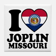 Love Joplin, MO Tile Coaster