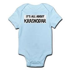 All about Krasnodar Infant Creeper