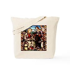 Jesus Blessing the Children Tote Bag