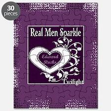 Real Men Sparkle (Edward) Puzzle