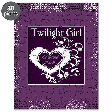 Twilight Girl (Edward) Puzzle