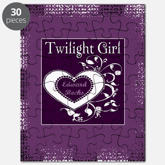 Twilight Girl (Edward) Puzzle