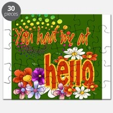 You Had Me At Hello Puzzle