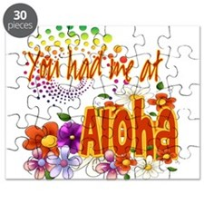 You Had Me At Aloha Puzzle