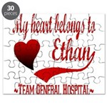 General Hospital Ethan Puzzle