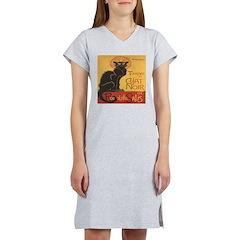 Le Chat Noir Women's Nightshirt