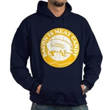 Bacon Is Meat Candy Hoodie