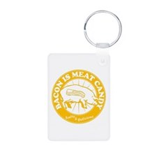 Bacon Is Meat Candy Keychains