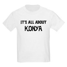 All about Konya Kids T-Shirt