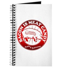 Bacon Is Meat Candy Journal