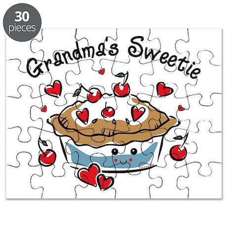 Grandma's Sweetie Pie Puzzle