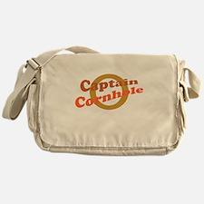 Funny Cornhole Messenger Bag