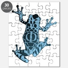 Greek letter Phi FROG Puzzle