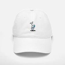 Rabbit Lover Greyhound Baseball Baseball Cap