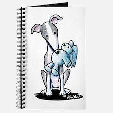 Rabbit Lover Greyhound Journal