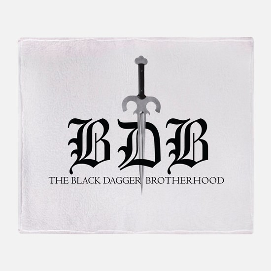 Bdb Logo Throw Blanket