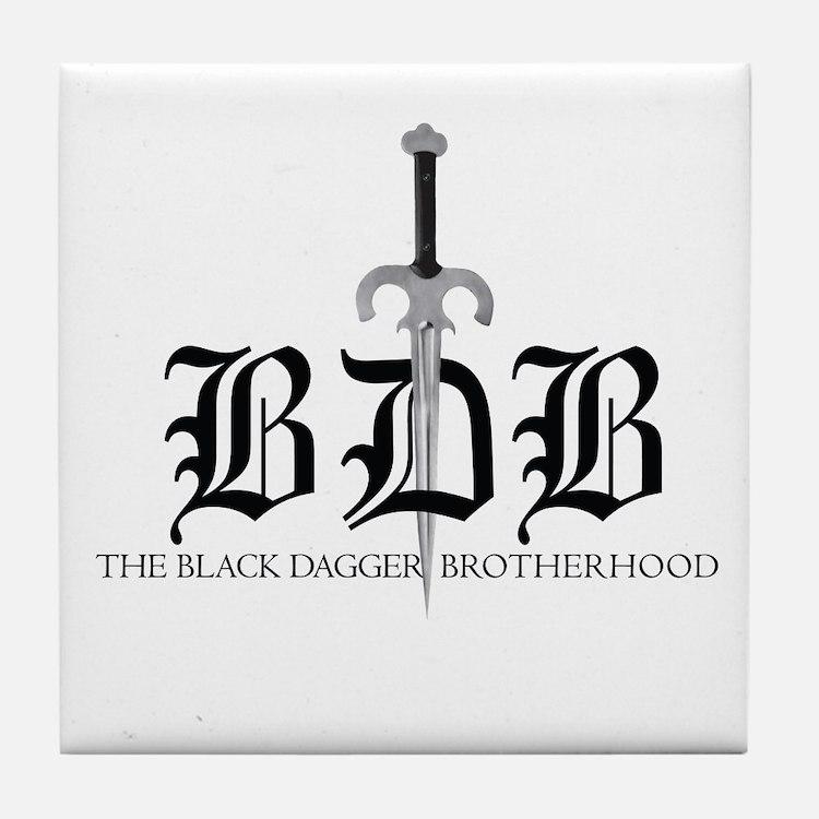 Bdb Logo Tile Coaster