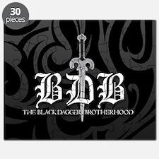 BDB Logo Puzzle