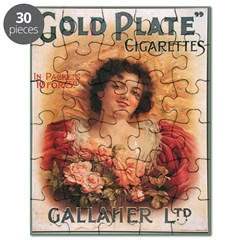 Gallaher Vintage Ad 2 Puzzle