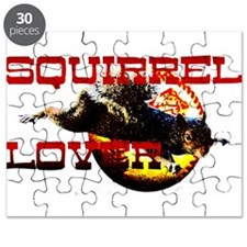 Rally Squirrel Gifts Puzzle