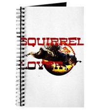 Rally Squirrel Gifts Journal
