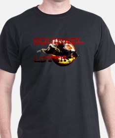 Rally Squirrel Gifts T-Shirt