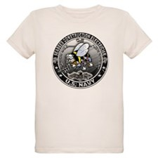USN Seabees Construction Elec T-Shirt
