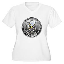 USN Seabees Construction Elec T-Shirt