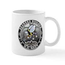 USN Seabees Builder BU Mug