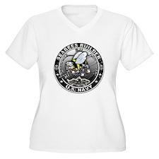 USN Seabees Builder BU T-Shirt