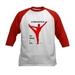 Boys Gymnastics Jersey